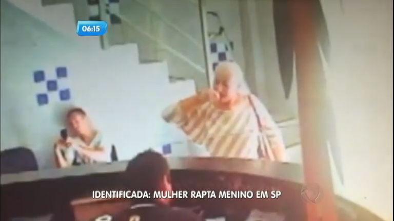 Mulher que raptou menino de dois anos é flagrada em hotel