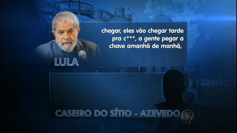 Novo grampo telefônico dá indícios de que Lula é dono de sítio em Atibaia
