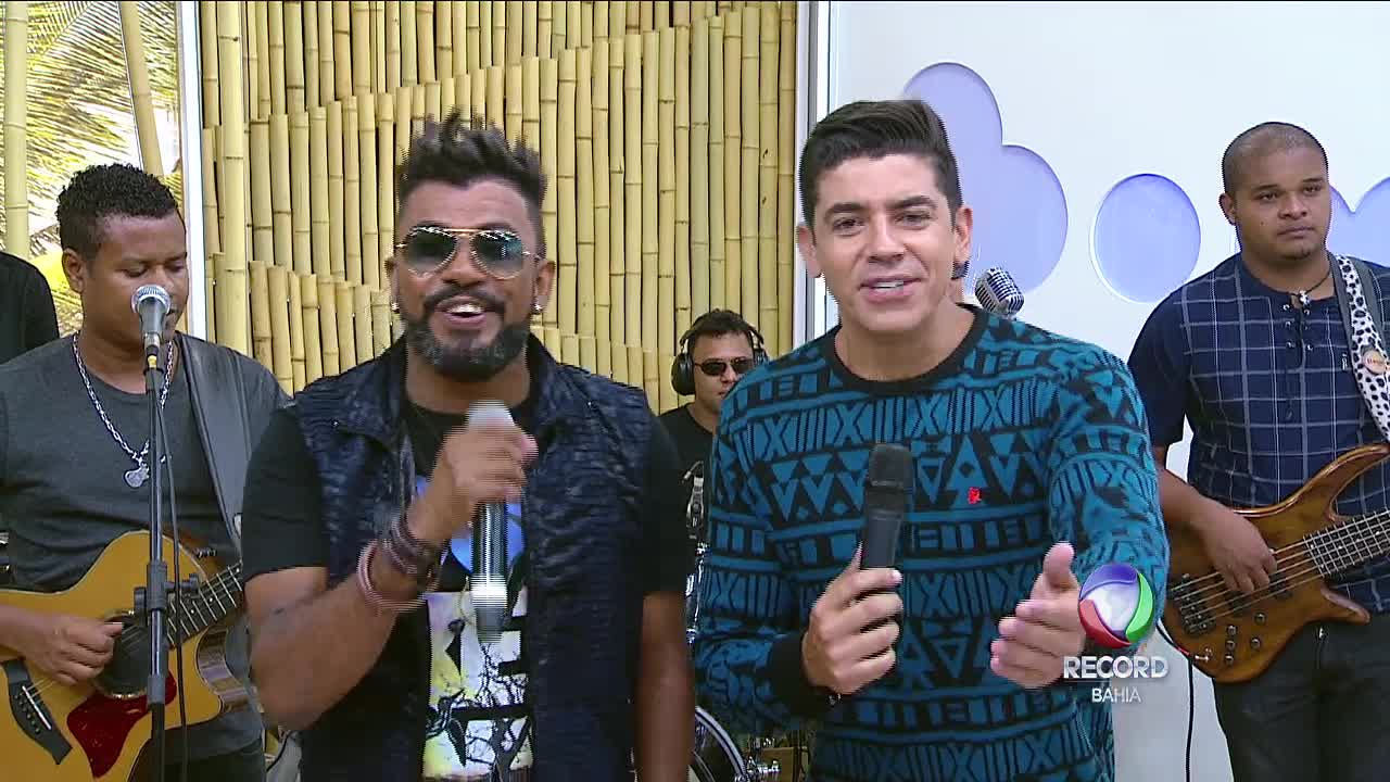 Bom D+ recebe Silvanno Salles neste sábado (19) - Bahia - R7 Bom ...