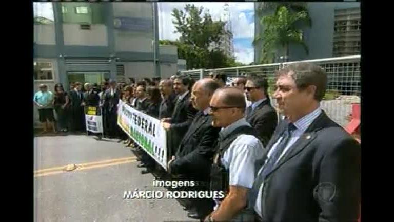 Policiais federais pedem mais autonomia - Minas Gerais - R7 MG ...