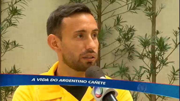 Cañete fala sobre passagem turbulenta pelo São Paulo - Esportes ...