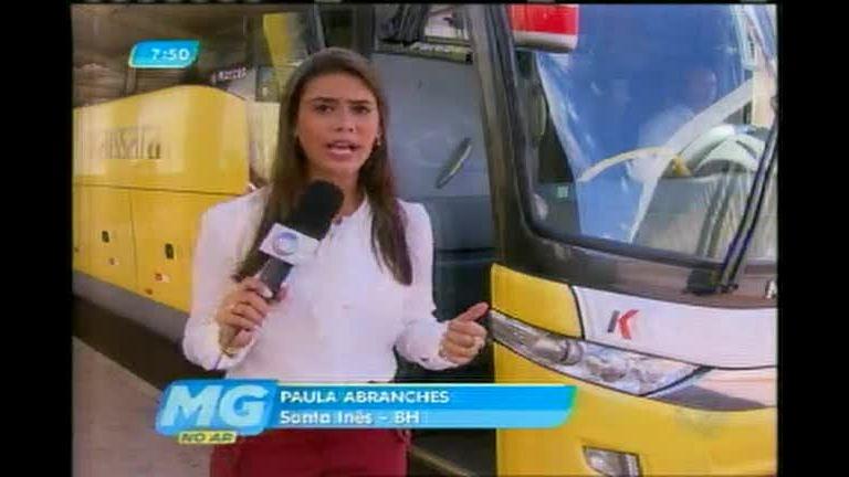 PM impede tentativa de roubo em ônibus na BR- 040, em Minas ...
