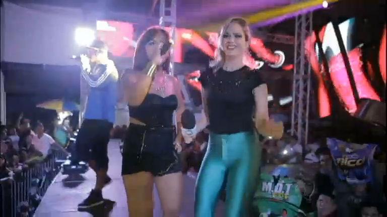 Bruna Calmon arrasa em festa do tecnobrega em Belém ( PA ...