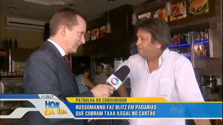 Patrulha do Consumidor: padarias cobram taxa ilegal por compras ...