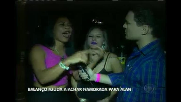 Balanço Geral ajuda o cantor Alan a arrumar namorada - Minas ...