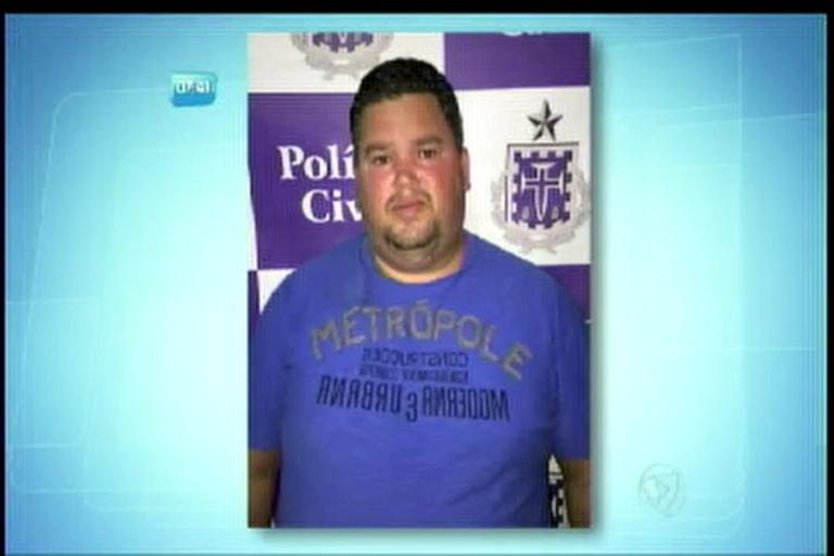 Preso cigano acusado de homícidio - Bahia - R7 Bahia no Ar