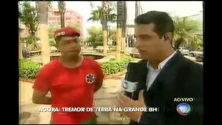Tremor de terra em Sete Lagoas é sentido em Matozinhos ( MG ...