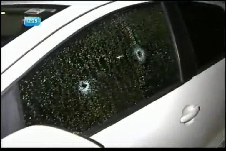 Homem é baleado em tentativa de execução - Bahia - R7 Balanço ...