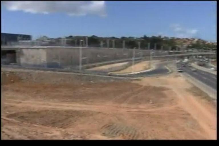 Novo viaduto é entregue é Pirajá - Bahia - R7 Cidade Alerta BA