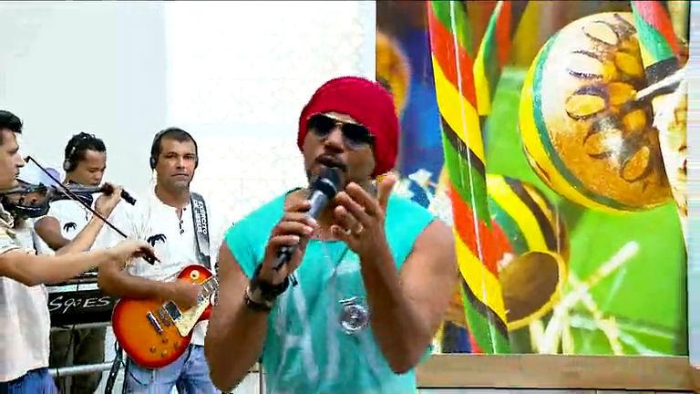 Bom D+ recebe Banda Afrodisíaco - Bahia - R7 Bom Demais
