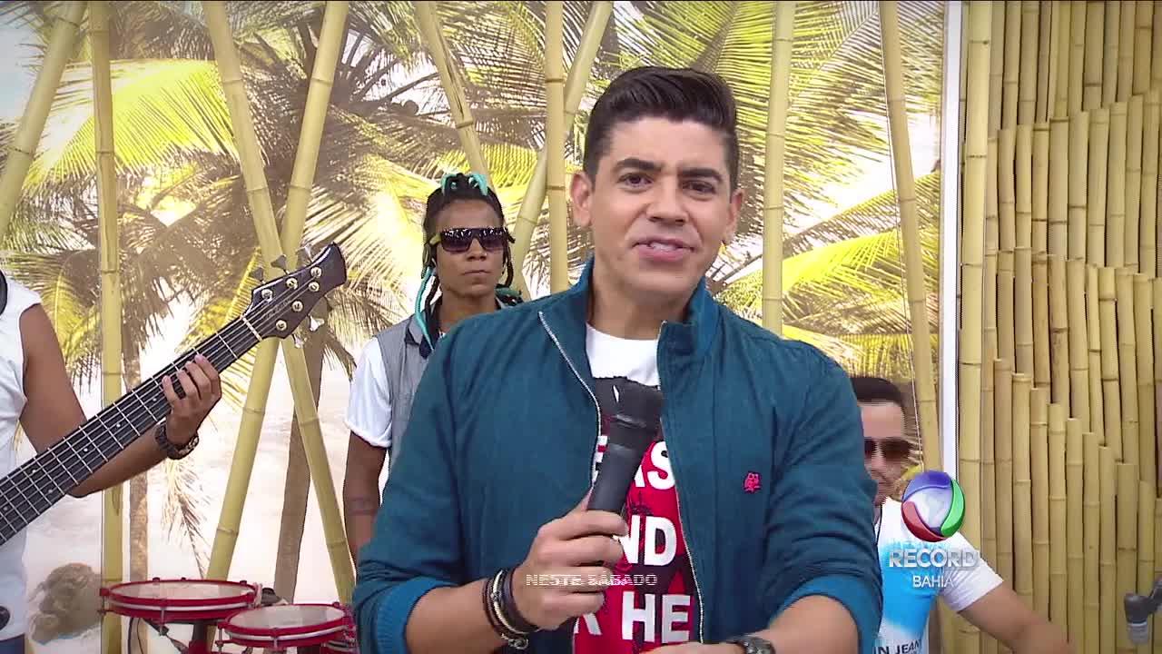 Banda Kart Love agita o programa Bom D+ - Bahia - R7 Bom Demais