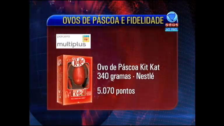 Preços abusivos: ovos de Páscoa podem ser trocados por milhas e ...