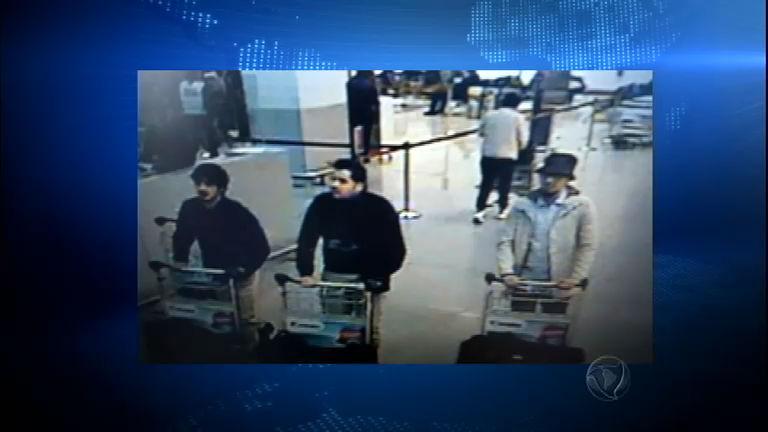 Polícia diz ter capturado terrorista que não se explodiu no aeroporto ...