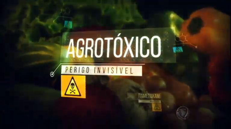 Agrotóxico - Perigo Invisível é a nova série do Jornal da Record ...