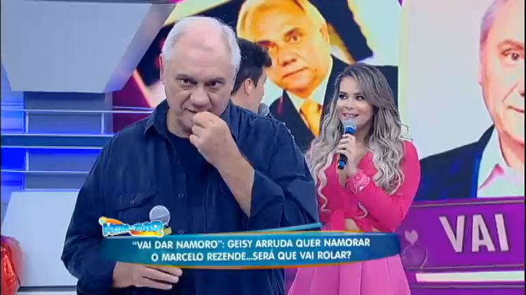 Vai Dar Namoro: Geisy Arruda está disposta a conquistar Marcelo ...