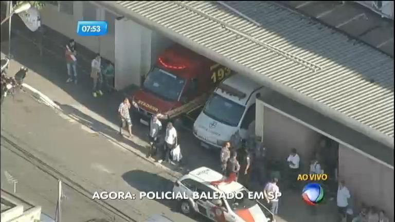 Policial leva 15 tiros ao sair de casa na zona leste de São Paulo ...