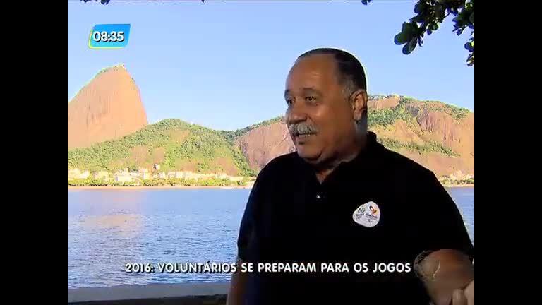 Voluntário conta sobre os preparativos para Olimpíada do Rio