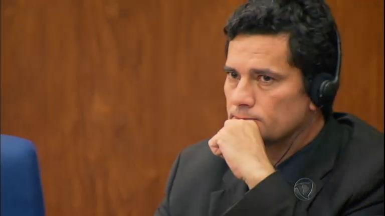 Sérgio Moro defende avanço das investigações da Operação Lava Jato