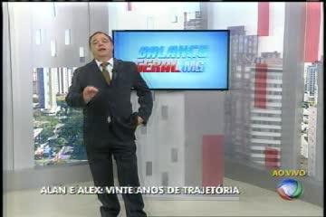 Alan e Alex: vinte anos de trajetória de sucesso em Minas - Notícias ...