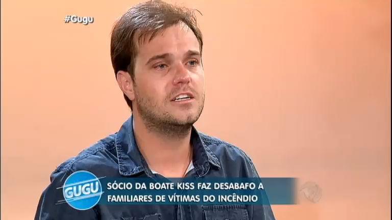 Dono da Boate Kiss manda recado para familiares das vítimas da ...