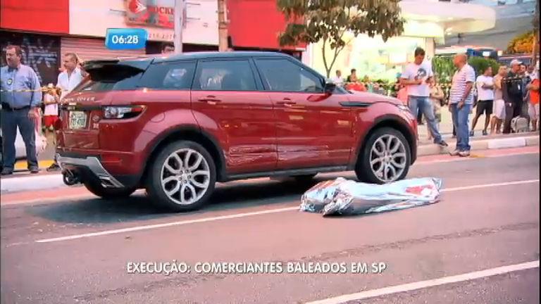 Comerciantes coreanos são baleados na zona norte de São Paulo ...