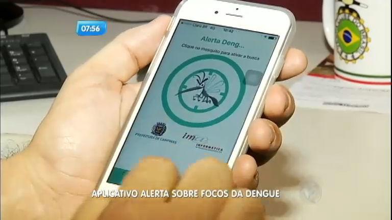 Aplicativo criado em Campinas ( SP) alerta quando pessoa se ...