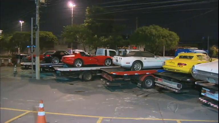 Esquema de contrabando trazia carros de luxo importados dos EUA ...