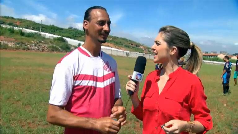 Esporte Fantástico mostra quem é o Ibrahimovic made in Brazil ...