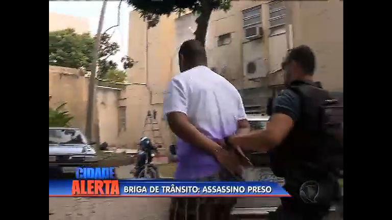 Suspeito de matar operador de guindaste após briga de trânsito é ...