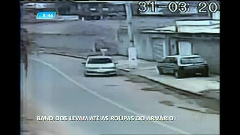 Bandidos invadem e roubam casa em Confins (MG) - Minas Gerais ...