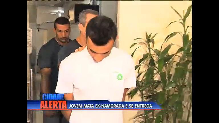 Suspeito de matar ex- namorada a facadas se entrega à polícia - Rio ...