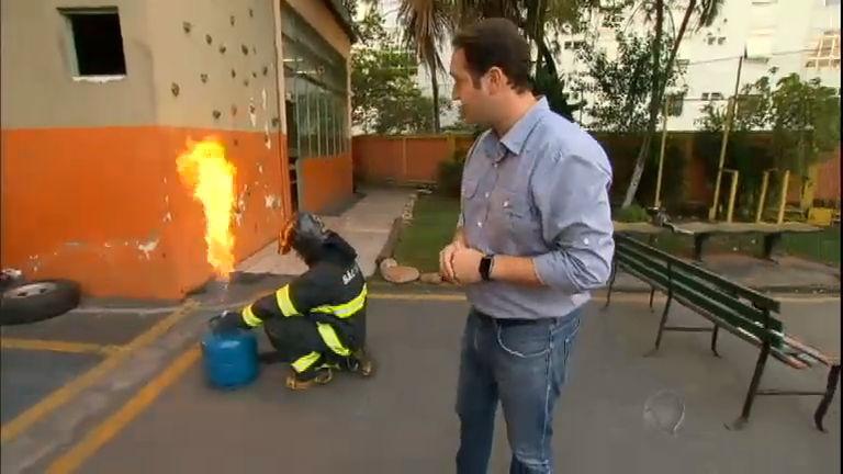 Alerta: veja como evitar acidentes com vazamentos de gás