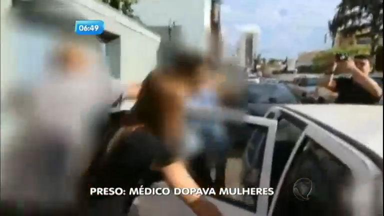 Médico acusado de dopar e abusar de pacientes é preso em Minas ...