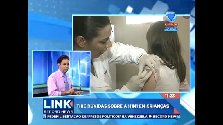 Quando levar ao hospital? Pediatra esclarece dúvidas sobre a gripe ...