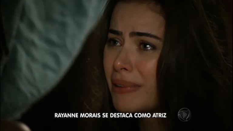 Hora da Venenosa: Fabíola Reipert elogia atuação de Rayanne ...