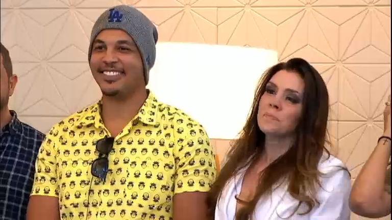 Casais famosos se enfrentam no reality Power Couple Brasil ...