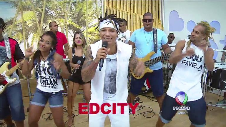 Edcity anima o programa Bom D+ deste sábado (9) - Bahia - R7 ...
