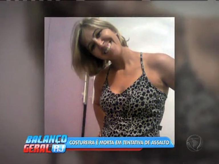 Costureira é morta durante tentativa de assalto em São João de Meriti