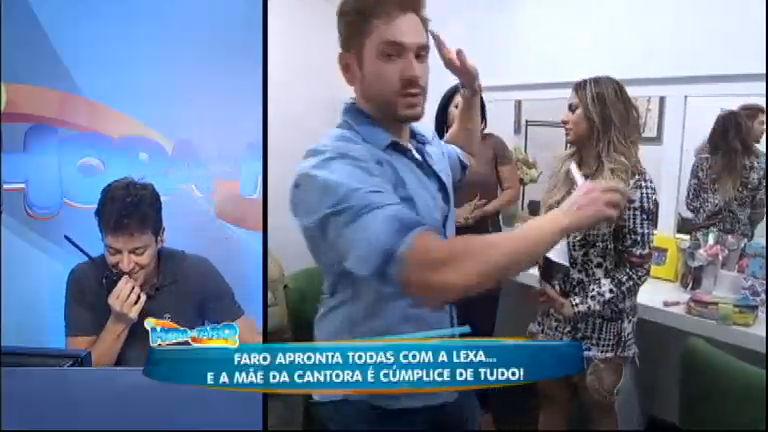 Faro Surpresa faz Lexa viver o pior dia da sua vida - Entretenimento ...