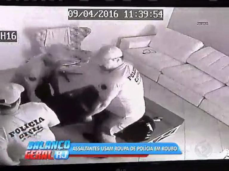 Criminosos se passam por policiais e assaltam casa de empresário ...