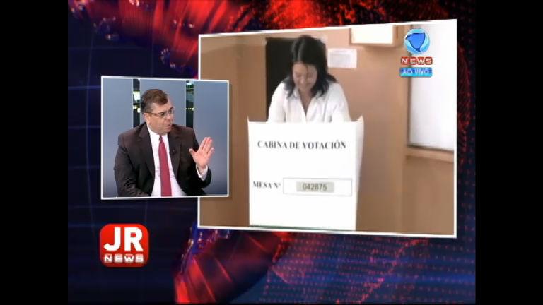 Especialista analisa situação política do Peru - Record News - R7 ...