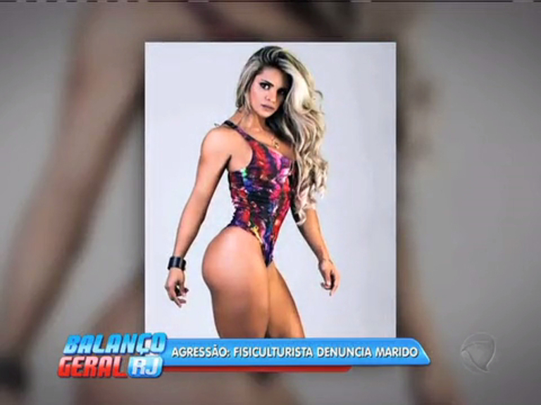 Fisiculturista denuncia marido por agressões - Rio de Janeiro - R7 ...