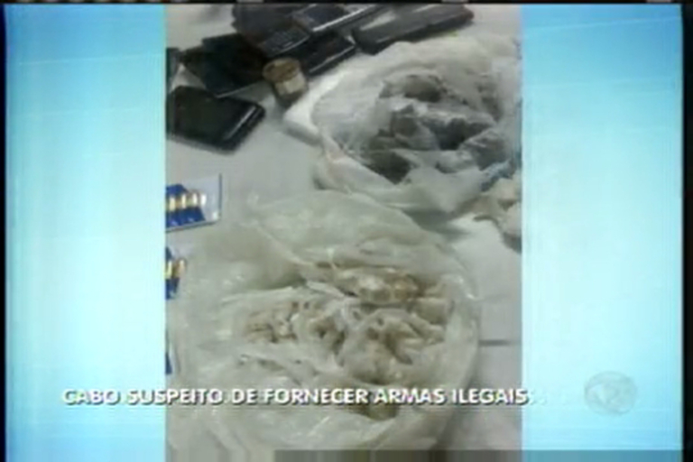 Cabo da PM é suspeito de fornecer armas ilegais - Minas Gerais ...