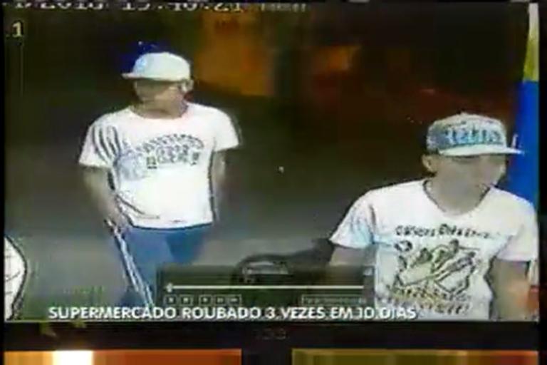 Supermercado é roubado três vezes em dez dias - Minas Gerais ...