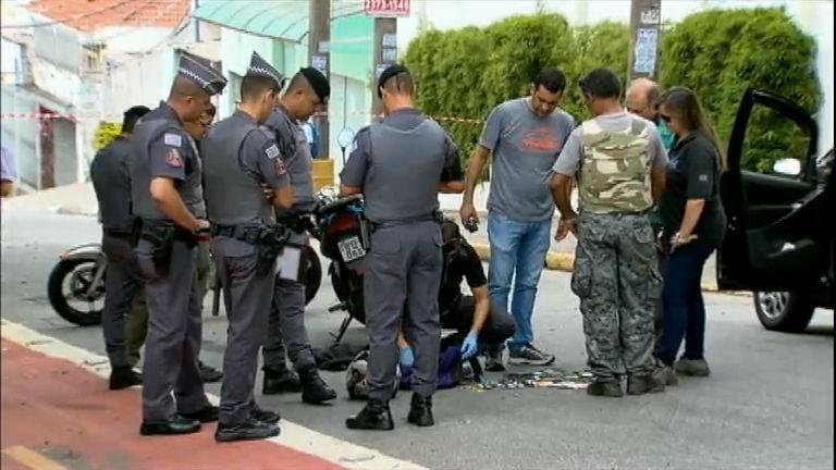 Após arrastão, criminoso é morto durante roubo na zona sul de SP ...