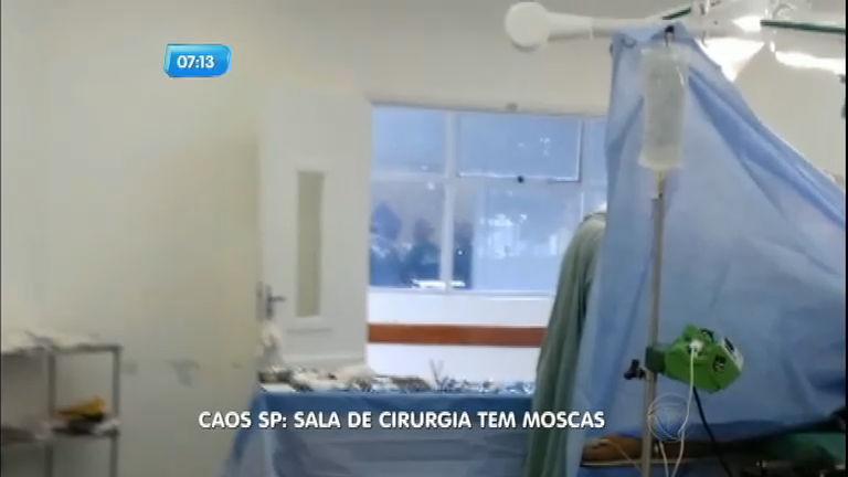 Ar condicionado quebrado prejudica trabalho dos médicos e ...