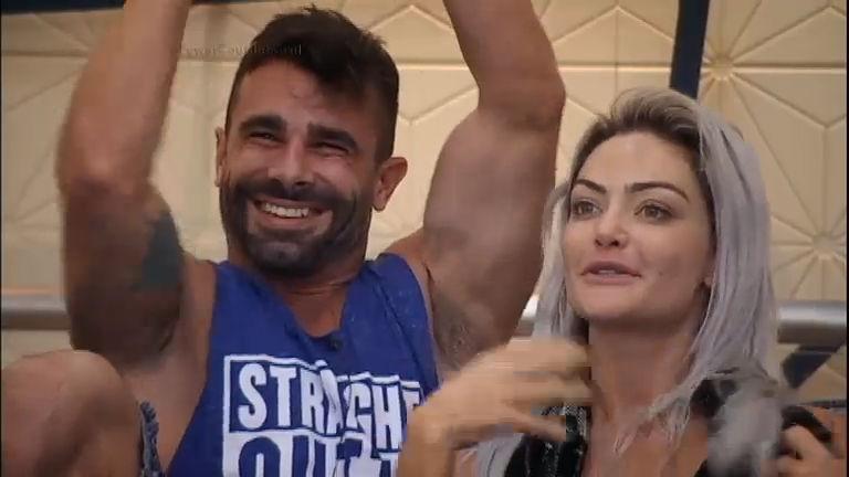 Veja como ficou o ranking do Power Couple Brasil ao fim da ...