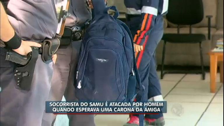Socorrista do SAMU é atacada na marginal Tietê, em São Paulo ...