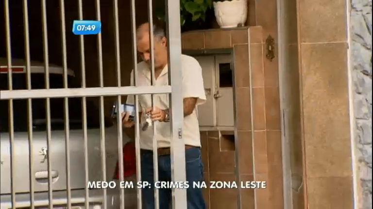 Por medo da violência, moradores abandonam Parque São Jorge ...