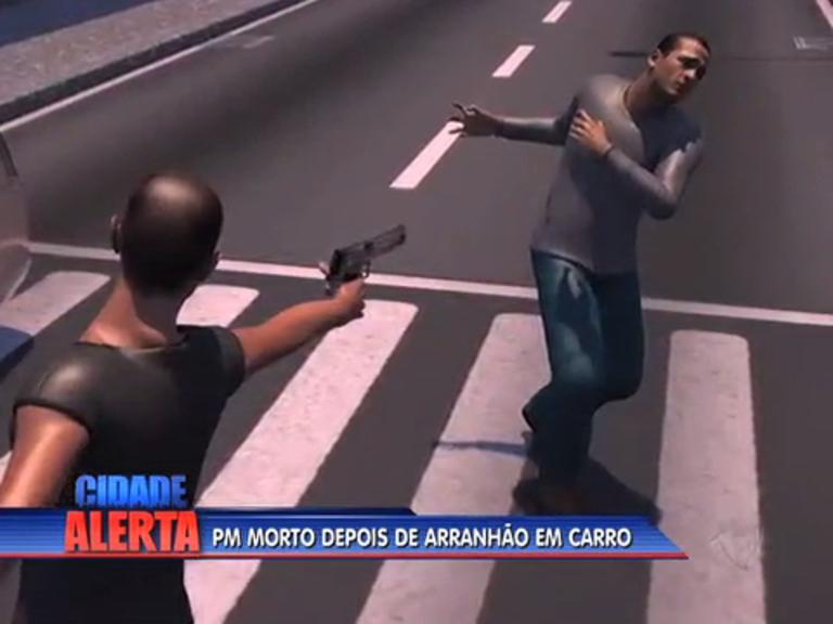 PM morto em briga de trânsito é enterrado na baixada - Rio de ...